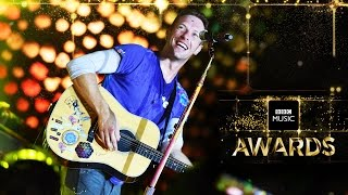 British Artist of the Year: Coldplay