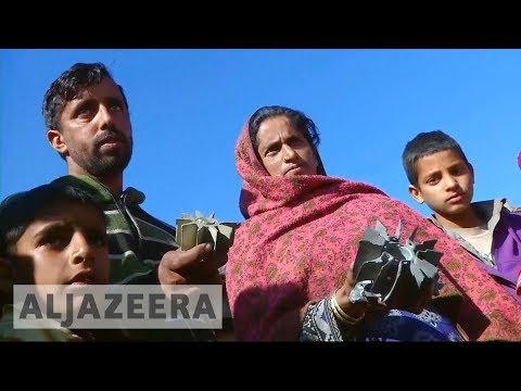 Kashmir villages 'destroyed' by Pakistan army shelling