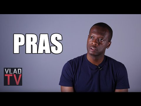 Pras on ODB Walking into Wrong Studio and Recording Ghetto Superstar