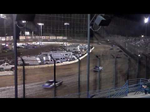 Factory Stock Heat Race - Perris Auto Speedway 10.29.16