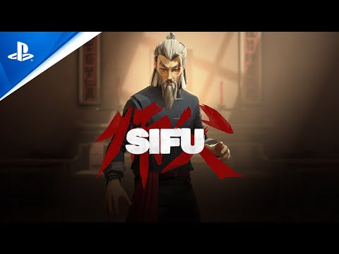 Sifu - Official Reveal Trailer   PS5, PS4
