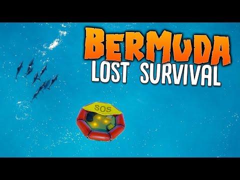 Bermuda Lost Survival - Lost, Stranded, and Alone - Bermuda Lost Survival Gameplay Part 1