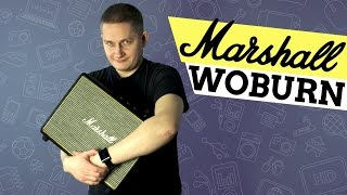 Marshall Woburn: обзор акустической системы