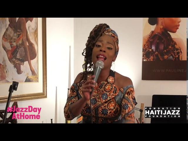 Pauline Jean (Haiti):