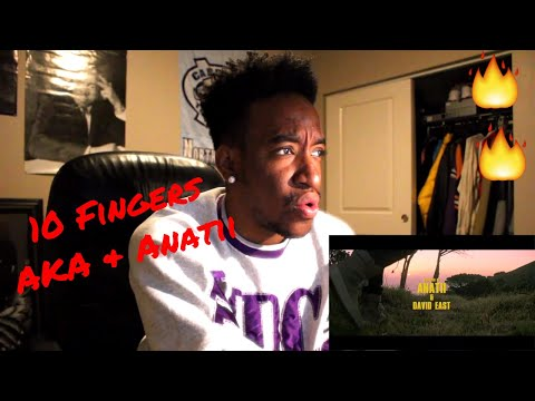 AKA & Anatii - 10 Fingers (REACTION)