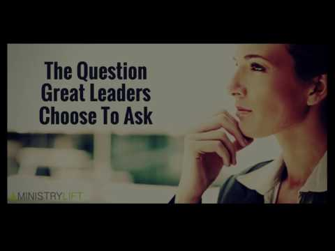 Good Leaders Ask Great Questions from YouTube · Duration:  5 minutes 26 seconds