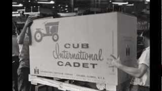 international cub cadet original history