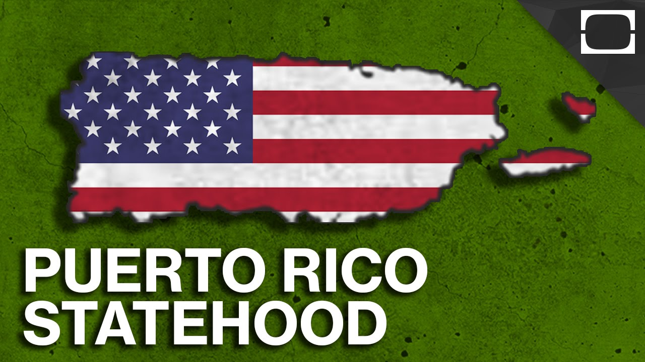 should pueto rico become 51st state Puerto rico on sunday overwhelmingly voted for statehood but congress, the only body that can approve new states, will ultimately decide whether the.