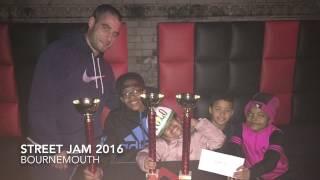 Street Jam 2016 Bournemouth Main Breakin Battle Bgirl Terra Final
