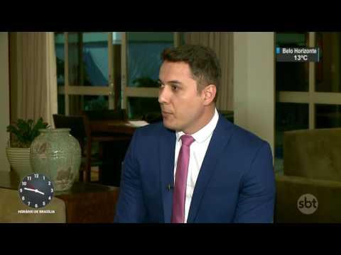 SBT Notícias entrevista Rodrigo Maia, presidente da Câmara dos Deputados - SBT Notícias (05/08/17)