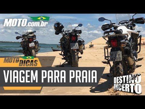 Dicas para Viagem para Praia / MOTO DICAS #03 - MOTO.com.br