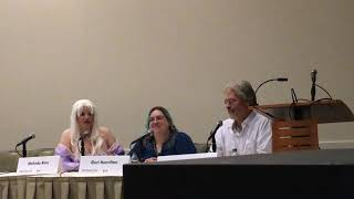 Panel: 25 Years of MYST & MYST Fandom - Geek Girl Con 2018 - with Rand Miller (3/6)