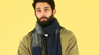 How to wear scarves with 5 different coats and jacket | ASOS Menswear style tutorial