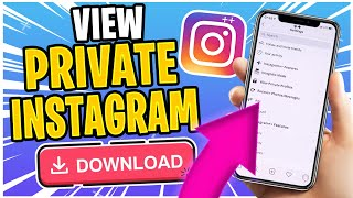 How To View Priטate Instagram Account Without Following Them Android & iOS (2021)