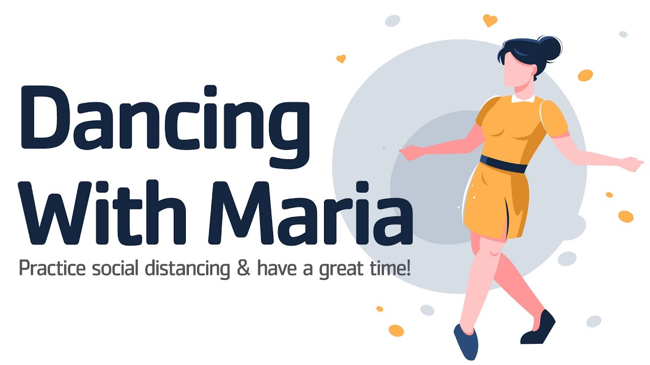 Dancing with Maria #4