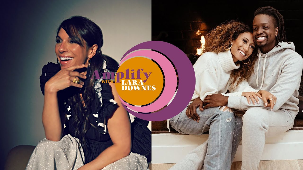 Amplify with Lara Downes: Elaine Welteroth and Jonathan Singletary