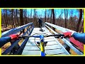 HIGHLAND BIKE PARK OPENING DAY MADNESS!! // Thrills with Phil highland mountain bike park 2019