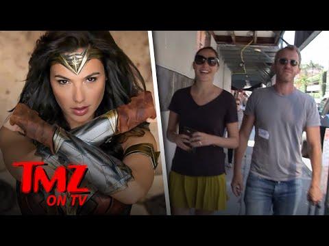 Gal Gadot Dodges Money Talk | TMZ TV