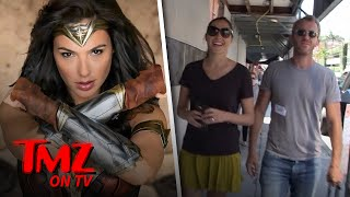 Gal Gadot Dodges Money Talk | TMZ TV