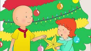 Caillou auf Deutsch neue Folgen ★ Caillou Schmückt den Weihnachtsbaum COMPILATION ★ HD 2018 ✔