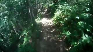 Mountian Biking the Ocoee, TN.