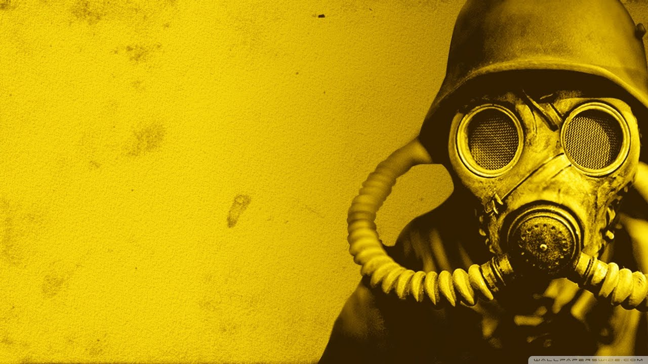trippy gas mask wallpapers hd - photo #34