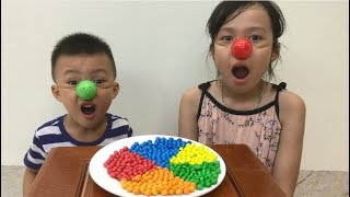 Learn colors for Kids with Candy