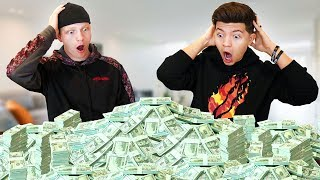 We Get $200,000 From MrBeast If We Win... (Preston vs Unspeakable Battle Royale)