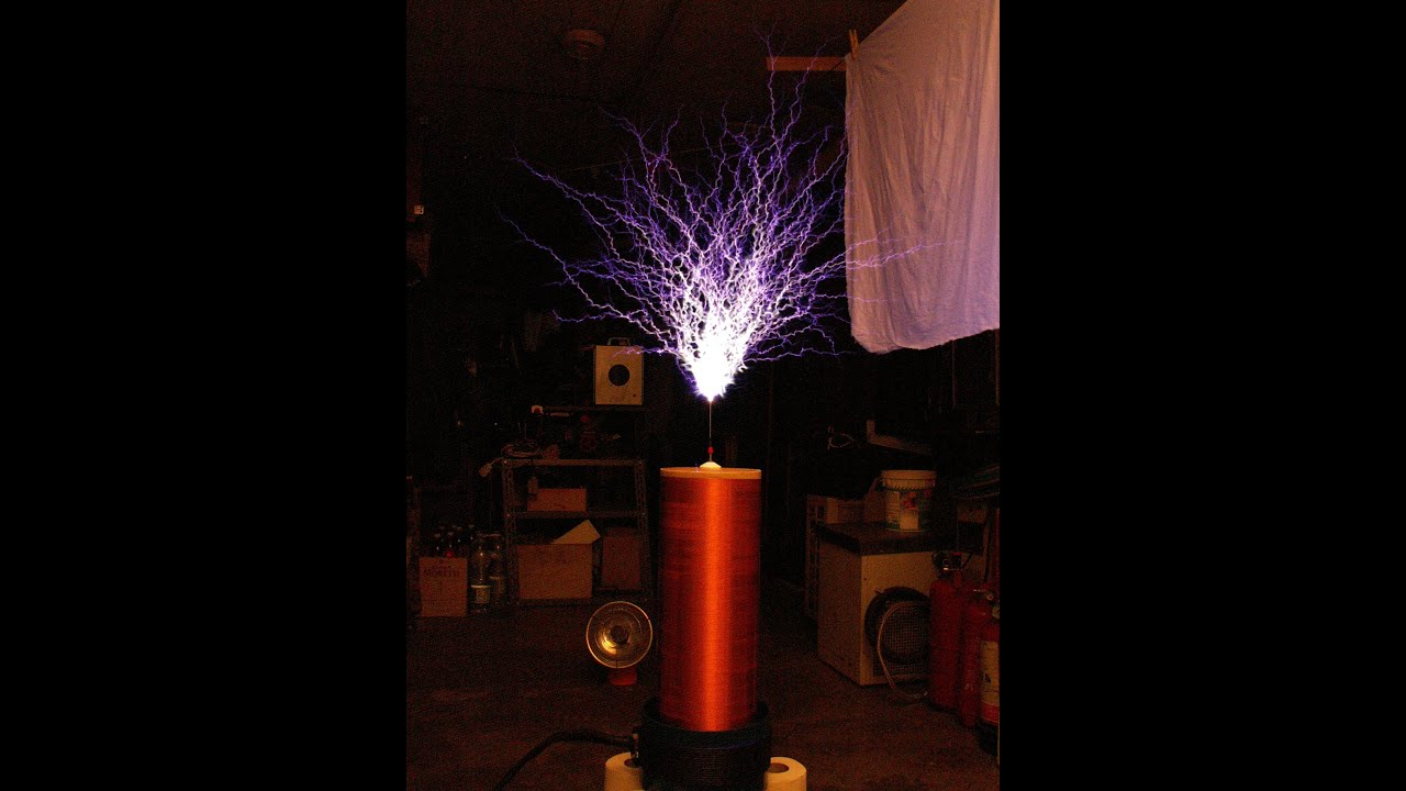Micro Bobina De Tesla I Coil T The Schematic Of Sstc Solid State With Mosfet Di A Stato Solido Royer