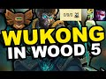 PLAYING WUKONG TRYING TO CARRY 0/15/0 BOTLANE  - League of Legends (GONE WRONG!!)