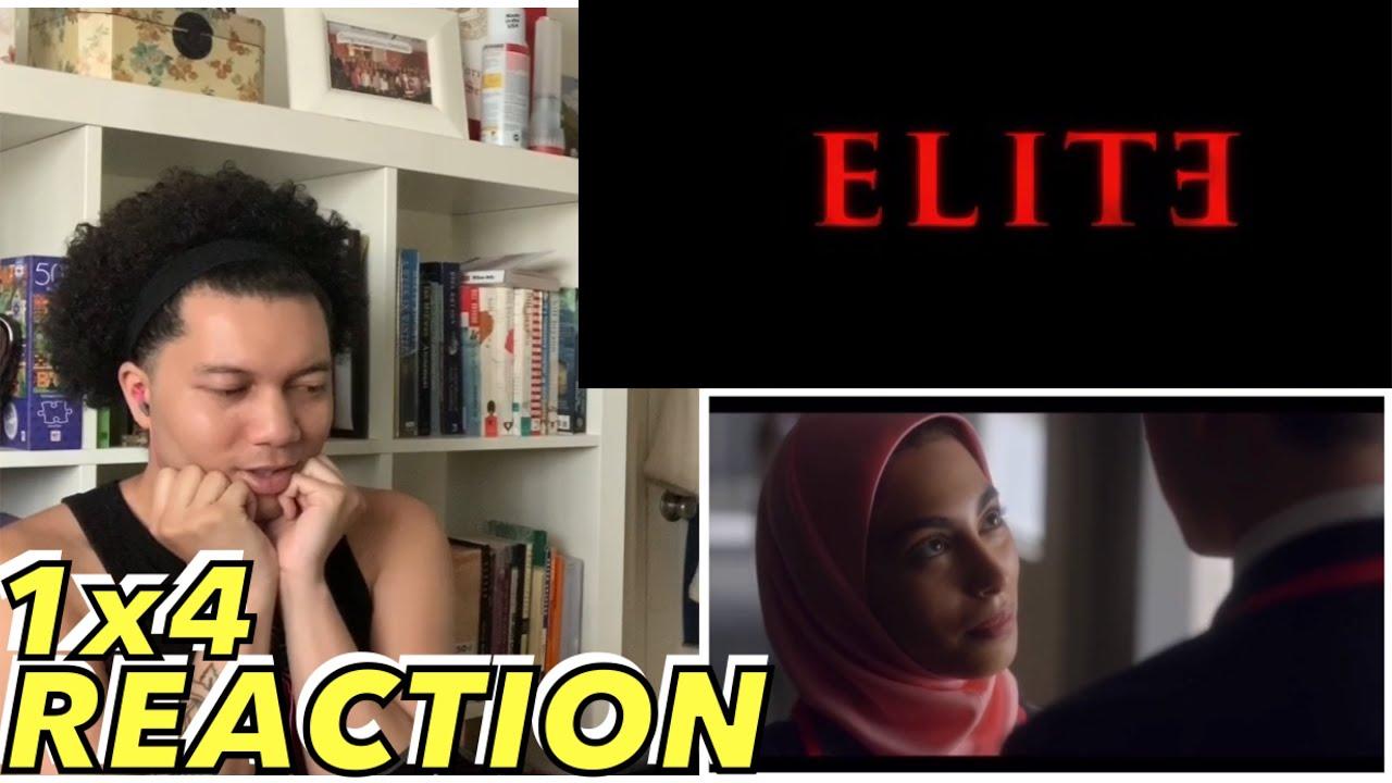Download Elite 1x4 REACTION | Season 1 Episode 4