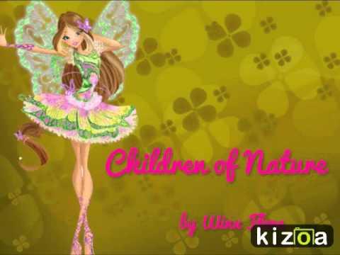 Winx Club : Children of nature full songs