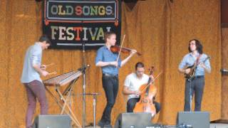 Jeremy Kittel Band – Bach Prelude – Old Songs, June 25, 2016