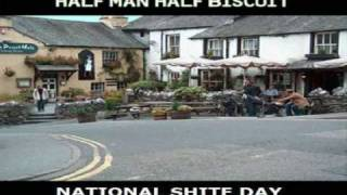 HALF MAN HALF BISCUIT-National Shite Day