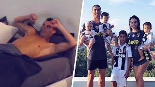 What motivates Cristiano Ronaldo to get up every morning | Oh My Goal
