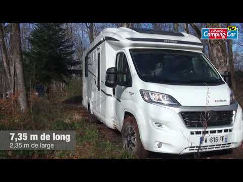Chausson camping cars gamme sweet 2013 doovi - Camping car chausson sweet garage ...