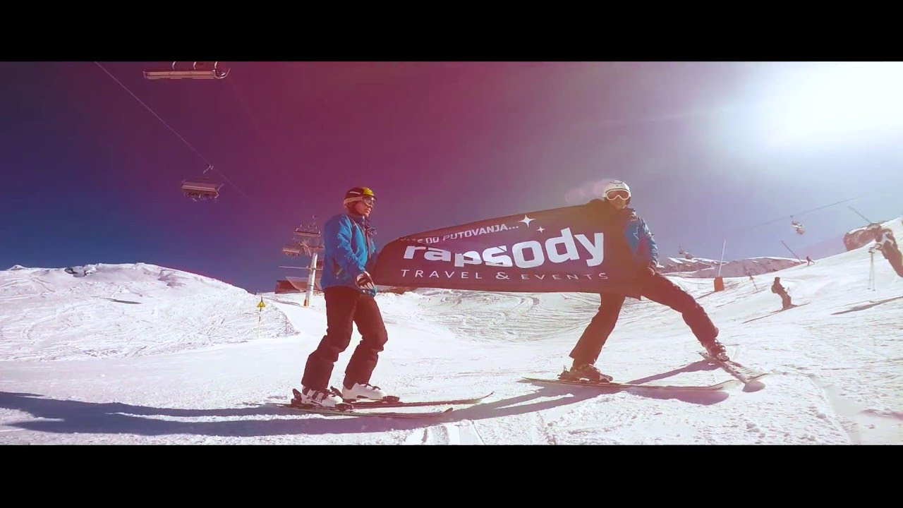 Skijanje LES2ALPES 2016 powered by Rapsody Travel & Events
