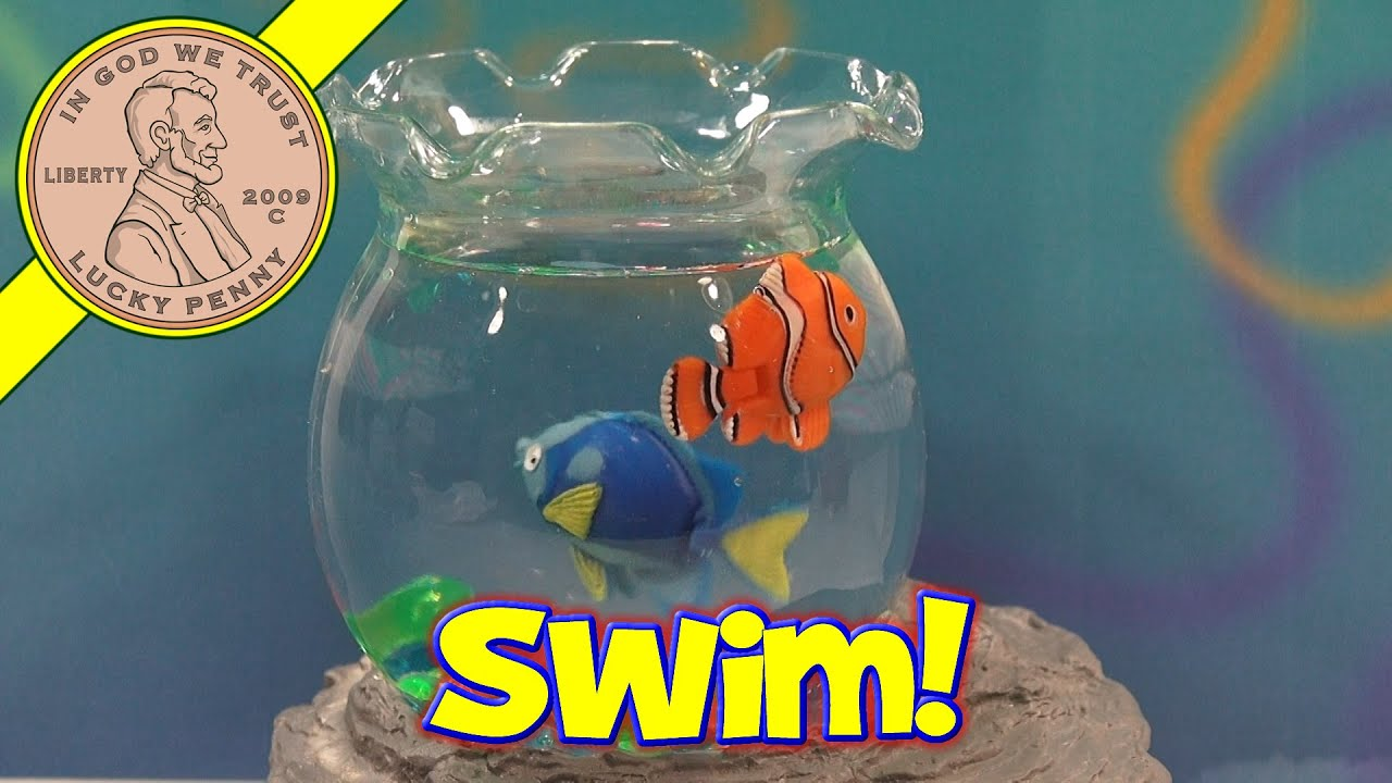 Animated pet fish bowl here fishy fishy youtube for Where to buy pet fish