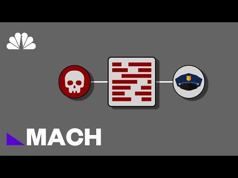 This Algorithm Helps Catch Serial Killers | Mach | NBC News