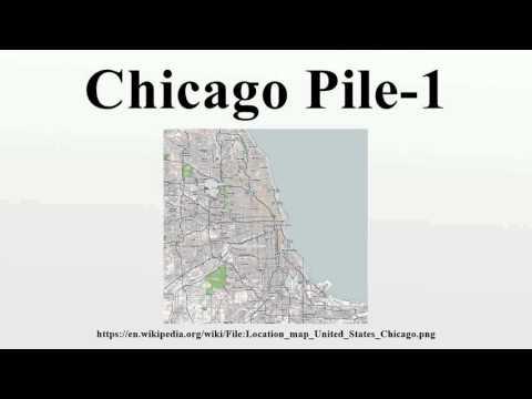Chicago Pile-1