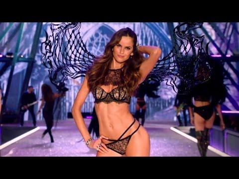 Izabel Goulart Victoria's Secret Runway Walk Compilation 2005-2016 HD