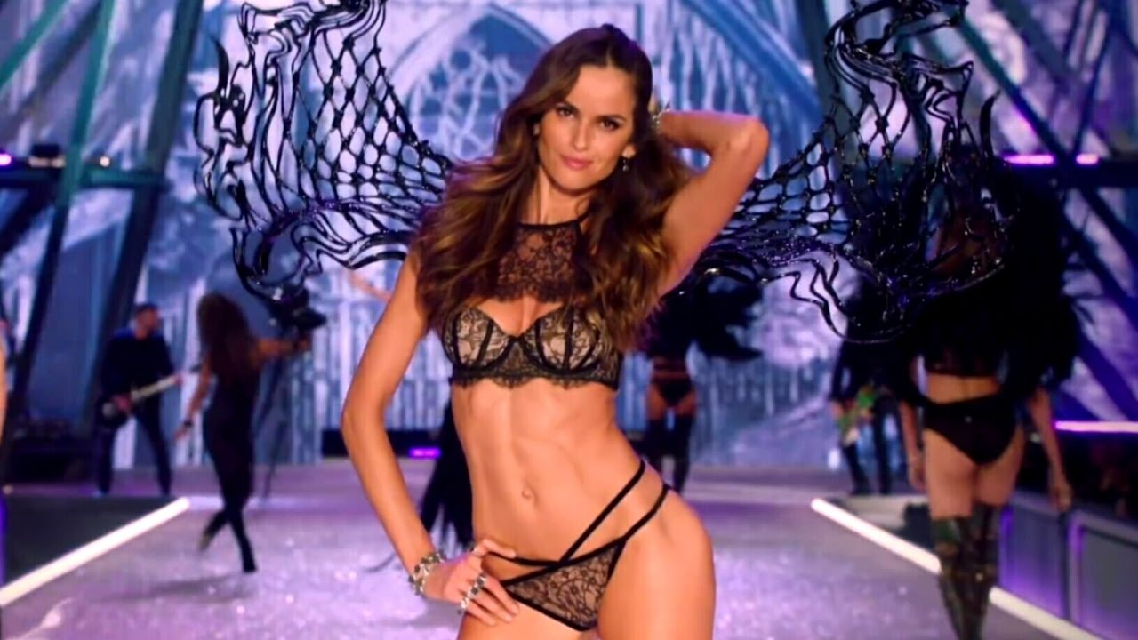 7252049c77 Izabel Goulart Victoria s Secret Runway Walk Compilation 2005-2016 HD -  YouTube
