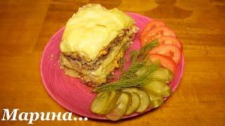 видео Картофельная запеканка в мультиварке Редмонд