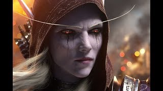 World Of Warcraft, Battle for Azeroth, Cinematic Trailer