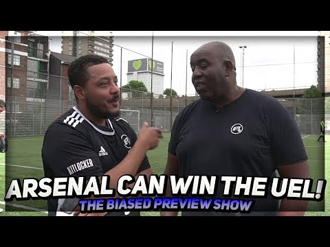 Auba & Laca Can Bring The Trophy Home! | Biased Europa League Preview