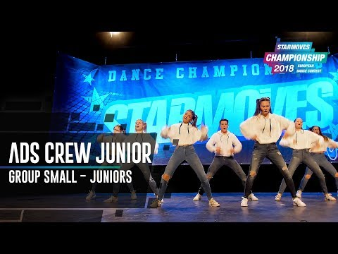 ADS CREW JUNIOR [1st place] | JUNIOR SMALL | Starmoves Championship 2018