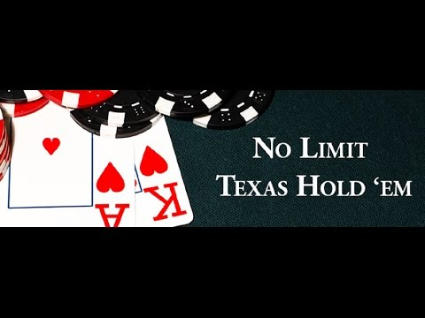 Poker - Texas Hold'em (no limit) #3