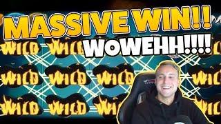 Wishmaster BIG WIN - Online Slots gambling from CasinoDaddy LIVE STREAM
