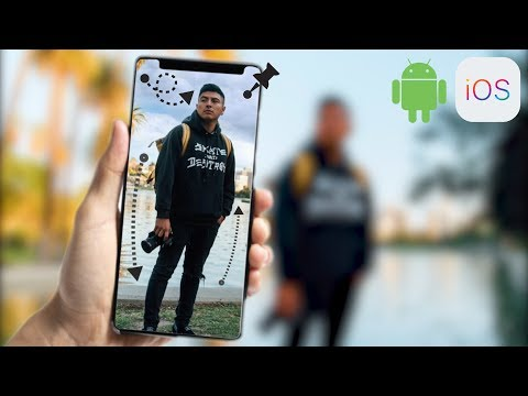 How To Make A CINEMAGRAPH With Your PHONE! (Moving Photos)
