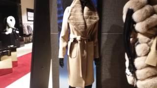 видео Пальто из альпака